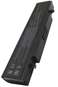 Samsung NP-P460-44NP-P battery (4400 mAh, Black)