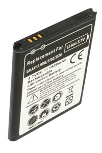 Samsung GT-I5510 Galaxy 551 battery (1500 mAh)