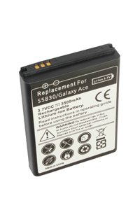 Samsung GT-S5830 Galaxy Ace battery (3800 mAh)