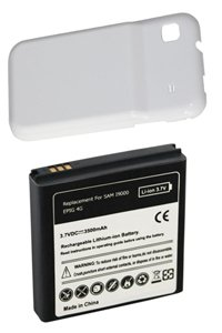 Samsung GT-i9000 Galaxy S battery (3500 mAh, White)