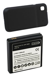 Samsung GT-i9000 Galaxy S battery (3500 mAh, Black)