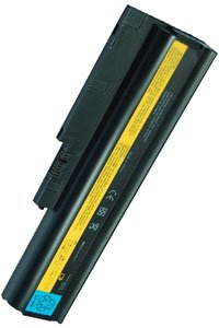 Lenovo ThinkPad T61 1959 battery (4400 mAh, Black)