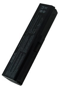 Toshiba Satellite Pro U400-114 battery (8800 mAh, Black)