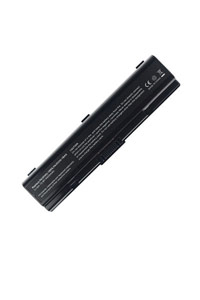 Toshiba Satellite Pro A200-1KQ battery (6600 mAh, Black)