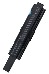 Toshiba Satellite Pro A200-1KQ battery (8800 mAh, Black)