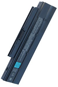 Toshiba Mini NB500-12X battery (4400 mAh, Black)