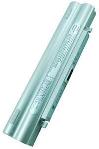Samsung NP-X10 NP-XTC 1400 battery (4400 mAh, Silver)
