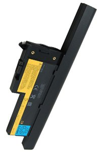 Lenovo ThinkPad X61s 7669 battery (4400 mAh, Black)